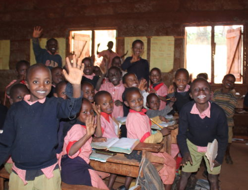 Big challenges, big dreams: Learning from Kenyan students